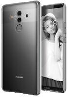 Dolphin.® HUAWEI Mate 10 Pro Case Ultra Slim Hülle Cover TPU Transparent Silikon