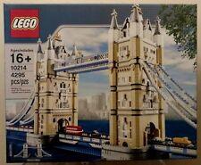 LEGO~CREATOR~TOWER BRIDGE~#10214~4295 PIECES~HUGE SET~NEW~FACTORY SEALED