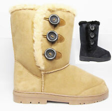 Unbranded Suede Mid-Calf Boots for Women