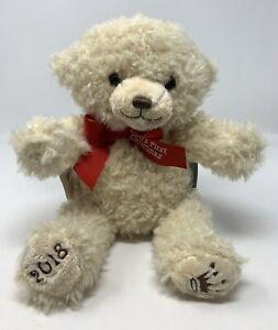 Hallmark 2018 Baby's First Christmas Owen Best Friend Teddy Bear Stuffed Plush