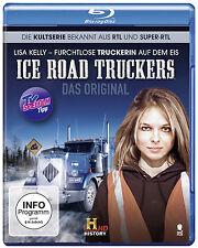 Ice Road Truckeres Lisa Kelly Furchtlose Truckerin auf dem Eis Blueray Neu+Folie