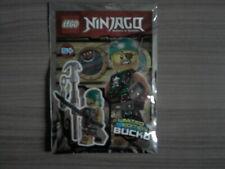 LEGO NINJAGO Limited Edition Mini-Figur BEINLOSER JÄGER Bauanleitung OVP Magazin