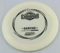 NEW Champion Glow Shryke 171g Driver Innova Disc Golf at Celestial Discs