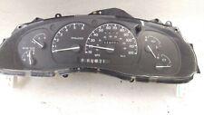 Ford Ranger Explorer speedometer instrument cluster gauges tach 98-00 110k XL2F