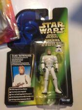 LUKE SKYWALKER (Stormtrooper Disguise) Star Wars GREEN CARD