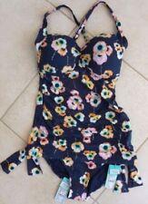 Seafolly Tankini Top Floral Swimwear for Women