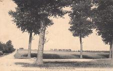 CHAMPAUBERT-LA-BATAILLE champ des Cosaques Bataille 02-1814 Russes timbrée 1909