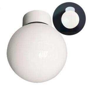 100w Bathroom Ceiling Globe Light Fitting White Design Interior Light Fixture
