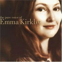 Emma Kirkby - The Pure Voice Of... Dh (NEW CD)