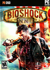 Bioshock Infinite DVD-ROM (PC, 2013) -  NEW