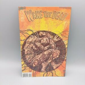 Wake the Dead #2 IDW Publishing 2003 First Printing Comic Book by Steve Niles