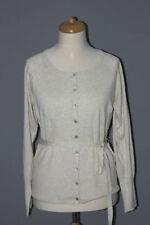 Damen-Strickjacken aus Baumwolle in Größe 2XL