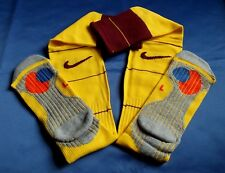 New Arsenal Seasons 2010-12 Player Issue Away 3rd Socks Size Large 7.5-11.5