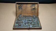 Vintage Whitworth tap and die set.