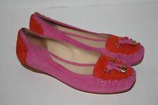 Womens Kate Spade New York Pink / Orange Flats Shoes Size 5 M