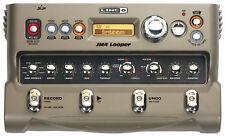 LINE 6 JM4 LOOPER Loop/DELAY chitarra effetto pedale & alimentatore