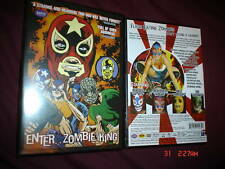 Enter...Zombie King  2004 DVD STARS Raymond Carle