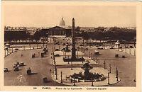 75 - cpa - PARIS - Place de la Concorde