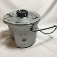 Breville Juice Fountain Compact BJE200XL Motor Base Only Replacement Parts