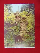 Vintage Sanctuary Of Our Sorrowful Mother Portland, Or Postcard Lot 2