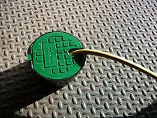 """Rain Bird vba17186 ventilbox válvula recuadro con válvula esférica 3/4"""" AG"""