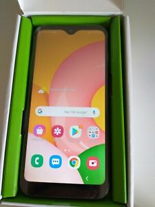 Samsung Galaxy A01 SM-A015AZ - 16GB - Black (Cricket Wireless)