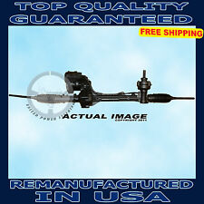 2013-2014 Ford Focus Electric Power Steering Rack and Pinion Assembly