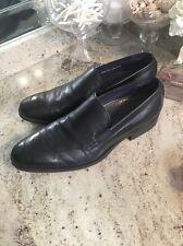Cole Haan 11 Black Oxfords Split Toe Men's Dress Shoes