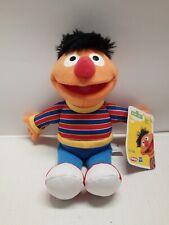 "New 10"" Ernie Plush Doll Playskool Friends Sesame Street 2014  12M+"