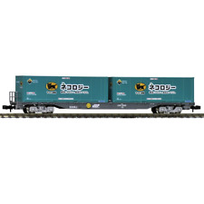 Tomix 8723 JR Container Wagon Type KOKI106 (later version) - N