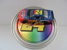 Jeff Gordon #24 DuPont 02 Chev MC Action Nascar Diecast in Paint Can Collectible