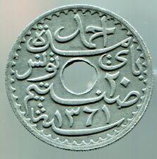Tunesien - 20 Centimes - 1942 / #0404