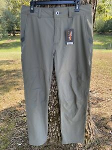 Sitka Gear Territory Hunting Pant 35T Shadow | Bow Hunting 8005-SH-35T Tall Gray