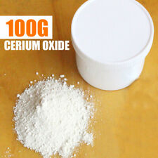 100g High Optical Grade Cerium Oxide Powder For Watch Glass Windows Polishing