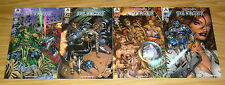 Prophecy of the Soul Sorcerer #1-4 VF/NM complete series AFROCENTRIC black hero