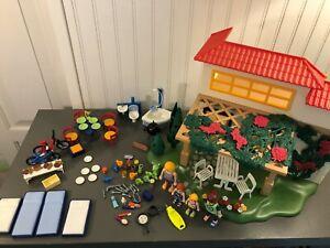 Geobra Playmobil Summer Vacation House #4857