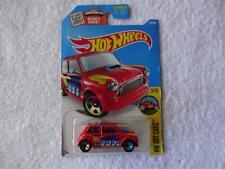 2016 Hot Wheels HW Art Cars Morris Mini Red