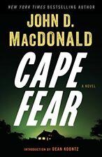 NEW - Cape Fear: A Novel by MacDonald, John D.