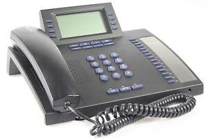 Auerswald COMfortel 2500 schwarz mit AB und SD-Card Systemtelefon inkl. MwSt.