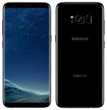 Móviles y smartphones negros, modelo Samsung Galaxy S8, 4 GB