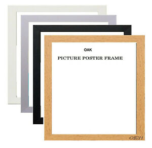 A1 A2 A3 A4 A5 & SQUARE SIZE POSTER,PICTUR,PHOTO FRAMES VARIOUS SIZES