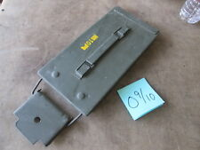 Used 50 Cal Ammo Can Lid w/Rubber Gasket, for Military Standard Can