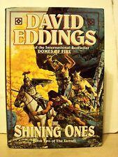 The Shining Ones Bk. 2 of The Tamuli - by David Eddings (1993 HBDJ) 1st/1st