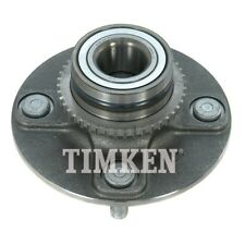 Wheel Bearing and Hub Assembly fits 1999-2002 Infiniti G20  TIMKEN