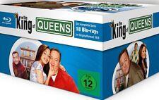 The King of Queens - Komplettbox - Staffel/Season 1+2+3+4+5+6+7+8+9 BLU-RAY-NEU