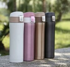 Thermos Coffee Travel Mug Tea Stainless Steel Vacuum Flask Water Bottle Cup 15oz