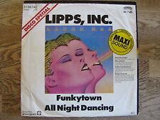"LIPPS INC - FUNKYTOWN  MAXI 12"""