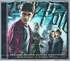 Harry Potter The Half-Blood Prince Nicholas Hooper OST CD et le prince