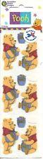 Disney Winnie the Pooh Stickers Honey Pot Hunny Rumbly Tumbly Rain Cloud New
