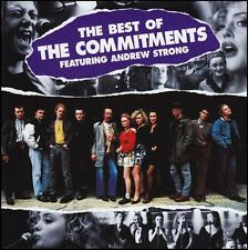 THE COMMITMENTS & ANDREW STRONG - BEST OF CD ~ SOUNDTRACK GREATEST HITS *NEW*